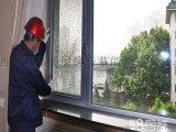 未央区断桥铝合金窗 保温内门窗 平开门窗