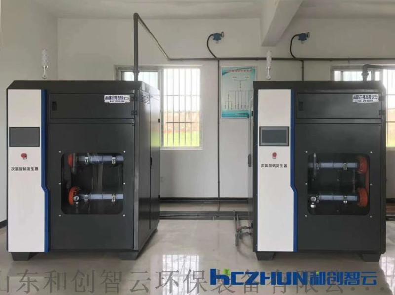 黑龍江自來水廠消毒設備次   電解發生器