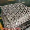 林海山庄冲孔铝单板 门头飘棚3.0大圆孔铝板实物图