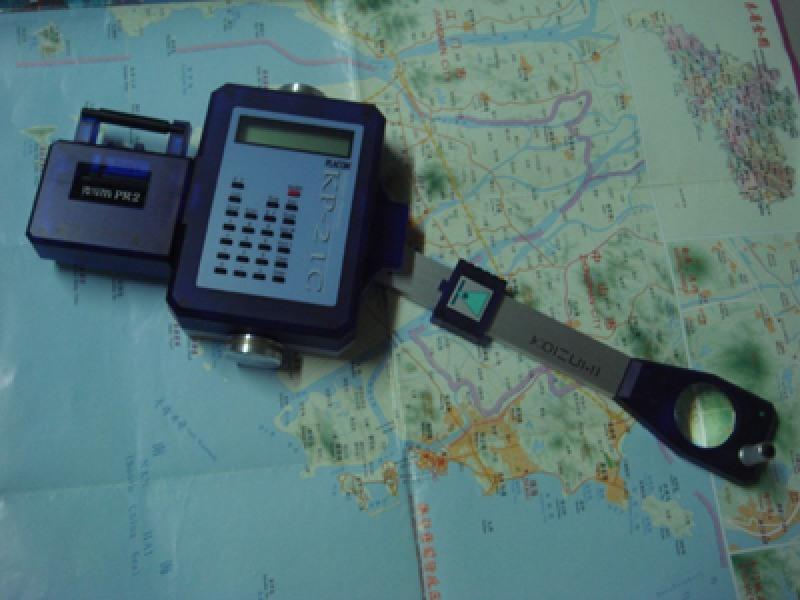 KP-21C面积测量仪林业农业水文勘测  求积仪