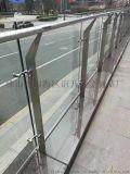 佛山不锈钢玻璃阳台护栏