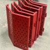 3.0mm雕刻门头铝单板 外墙雕花造型铝单板特点