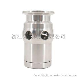 兴沃科技专业生产卫生级手动排气阀