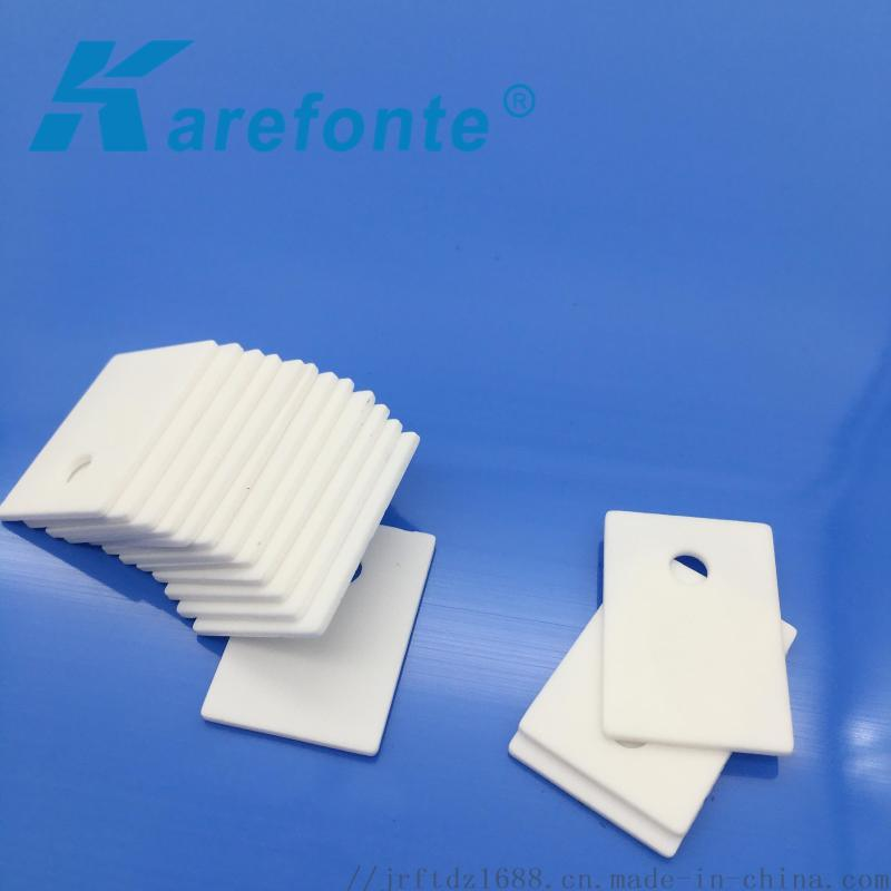 高導熱陶瓷片管散熱氧化鋁陶瓷