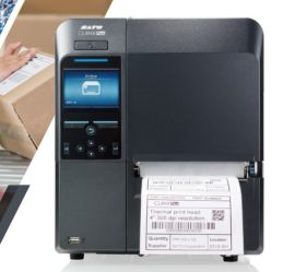 佐藤SATO CL4NXPlus智能条码打印机-SATO官方厂家