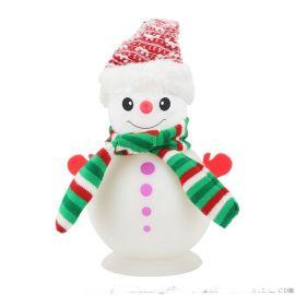 圣诞加濕器硅胶加濕器雪人加濕器usb加濕器