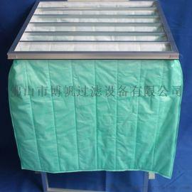 中效袋式过滤器 袋式空气过滤器