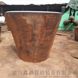 制藥不鏽鋼錐體 大型鋼結構錐管 卷制錐筒