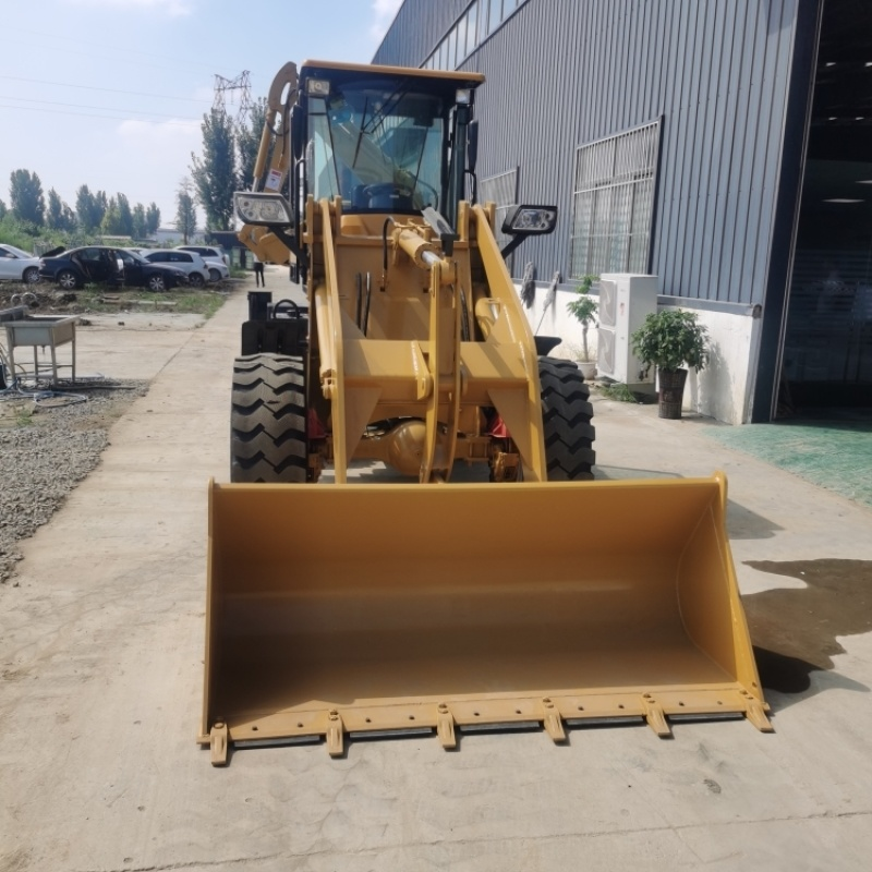 两头忙铲挖一体机 农用两头忙 前铲后挖装载机