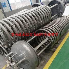 冷凝器用钛盘管 钛换热器用钛盘管 钛蒸发器