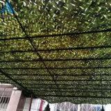 车顶迷彩网/涤纶丛林迷彩网