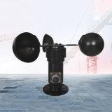 铝合金三杯式风速传感器,测风仪,风速计