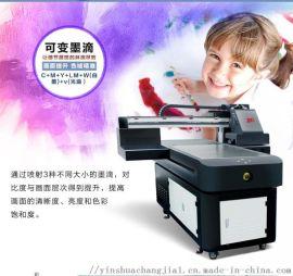 31度uv平板打印机电视背景墙打印