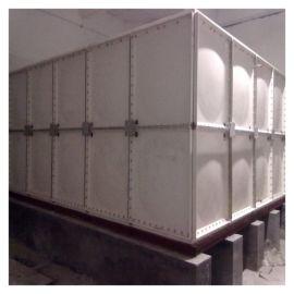 瓦房店玻璃钢氮封水箱 高楼转输水箱