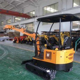 厂家直销小型挖掘机多少钱 履带式单斗液压挖掘机 六