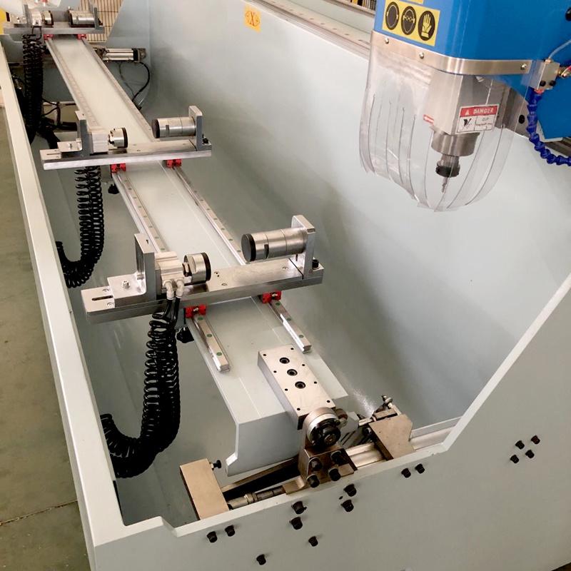 山东明美 铝型材数控钻铣床 铝型材数控加工中心