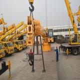 12吨船吊 小型船吊 船尾吊机
