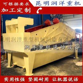新型高效制砂设备 脱水型细砂回收机 高效无污染
