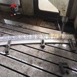 洛阳厂家四米数控龙门铣加工高精密锻件齿条齿圈