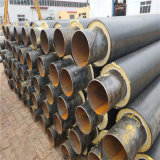 眉山聚氨酯預製保溫管道DN50/60供暖聚氨酯保溫管道