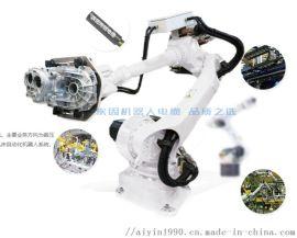 高扭力耐磨损和耐油 PUR 机器人电缆