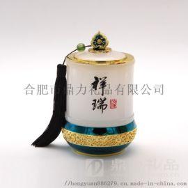 合肥哪里可以买到珐琅彩茶叶罐收藏工艺品