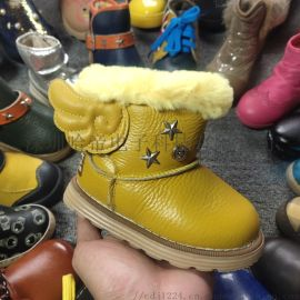 杂款童棉鞋尾货库存童鞋断码鞋  外贸库存鞋