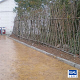 彩色压模地坪,水泥混凝土压模材料批发