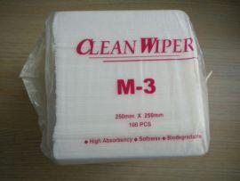 M-3无尘纸 **工业吸油擦拭纸 无尘擦拭纸