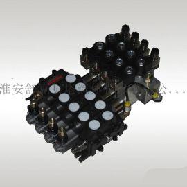 DCV60-YOYY电液控液压多路阀