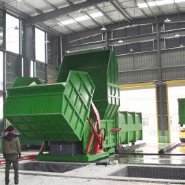 填埋场用 分体式垃圾站压缩设备 建设费用