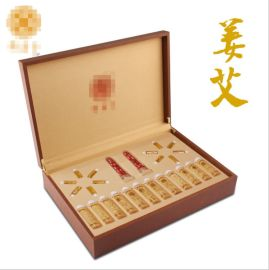 廣州膚潤化妝品身體套盒生姜油生姜膏生姜套盒oem