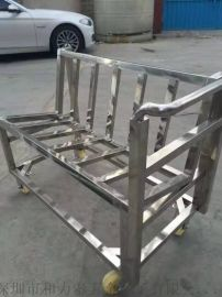 铝基板专用不锈钢推车