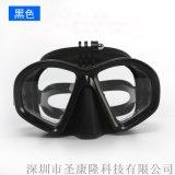 聖康隆浮潛三寶成  框高清防霧護鼻訓練潛水鏡套裝