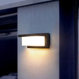 户外壁灯防水欧式led墙壁灯阳台室外灯外墙庭院灯