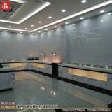 專業定做自助餐臺展示臺 單位職工餐廳布局CAD設計
