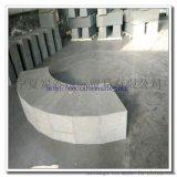 预焙炭砖用于矿热炉 梯形炭块  宁夏炭砖厂