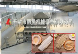 马铃薯粉条机加工设备,封闭式粉丝生产线