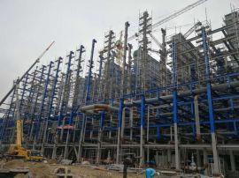 山东钢结构厂房加工施工安装公司 三维钢构