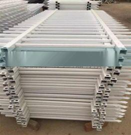 电力变压器PVC塑钢护栏 定制绝缘配电箱围挡隔离栏 小区庭院围墙
