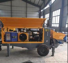 河北混凝土输送泵,40型细石混凝土输送泵