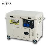大澤動力5kw靜音柴油發電機TO6800ET-J