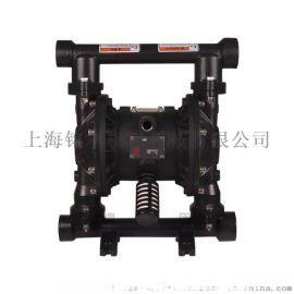 铸钢四氟材质QBY3-32GFSS边锋机械隔膜泵