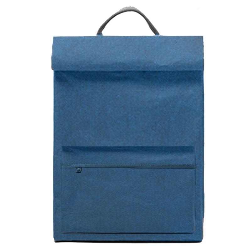 簡約雙肩包商務饋贈禮品包定製上海方振