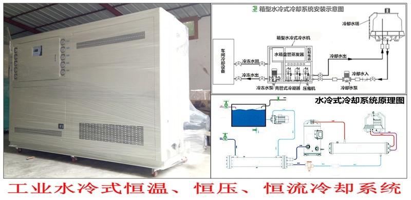 3D玻璃热弯机冷却水恒温机