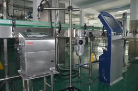 新款:荔枝饮料加工生产线 小型荔枝水生产设备 全自动饮料灌装机