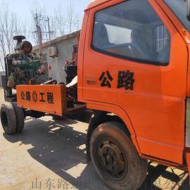 混凝土路面切割机 管道挖沟机 公路开沟机厂家