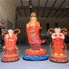 溫州昌東觀音菩薩廠家,大型露天觀音佛像定做生產廠家