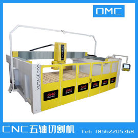 CNC 五轴水刀切割机 五轴桥切 五轴台面加工中心
