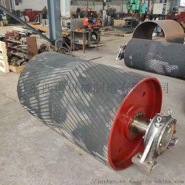 矿用陶瓷传动滚筒,主动滚筒总成,聚氨酯传动滚筒